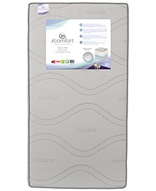 Serta iComfort Dawn Mist Firm Crib & Toddler Mattress