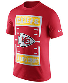 Nike Men's Kansas City Chiefs JDI T-Shirt