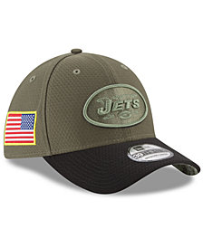 New Era New York Jets Salute To Service 39THIRTY Cap