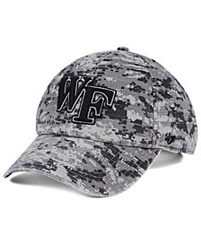 '47 Brand Wake Forest Demon Deacons Operation Hat Trick Camo Nilan Cap
