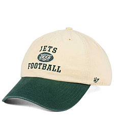 '47 Brand New York Jets Steady Two-Tone CLEAN UP Cap