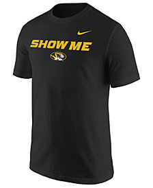 Nike Men's Missouri Tigers Mantra T-Shirt