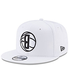 New Era Brooklyn Nets Flip It 9FIFTY Snapback Cap
