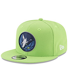 New Era Minnesota Timberwolves Flip It 9FIFTY Snapback Cap