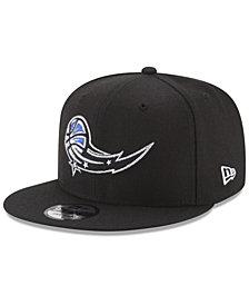 New Era Orlando Magic Flip It 9FIFTY Snapback Cap
