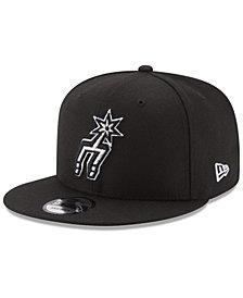 New Era San Antonio Spurs Flip It 9FIFTY Snapback Cap