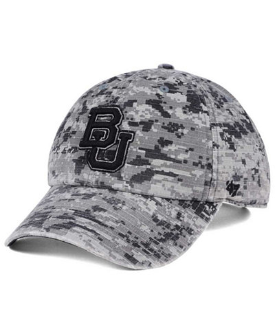 '47 Brand Baylor Bears Operation Hat Trick Camo Nilan Cap