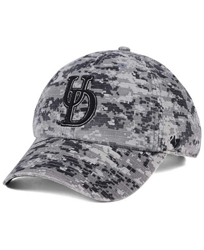 '47 Brand Delaware Blue Hens Operation Hat Trick Camo Nilan Cap
