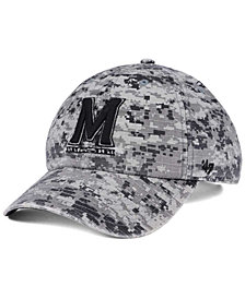 '47 Brand Maryland Terrapins Operation Hat Trick Camo Nilan Cap