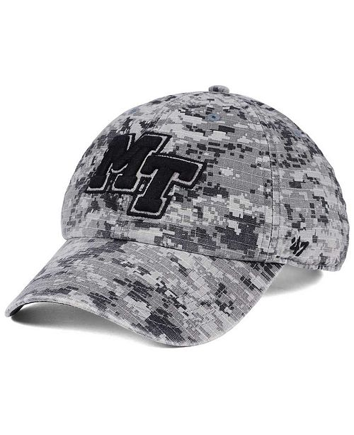 '47 Brand Middle Tennessee State Blue Raiders Operation Hat Trick Camo Nilan Cap