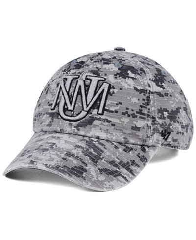 '47 Brand New Mexico Lobos Operation Hat Trick Camo Nilan Cap