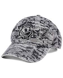 '47 Brand Oregon Ducks Operation Hat Trick Camo Nilan Cap