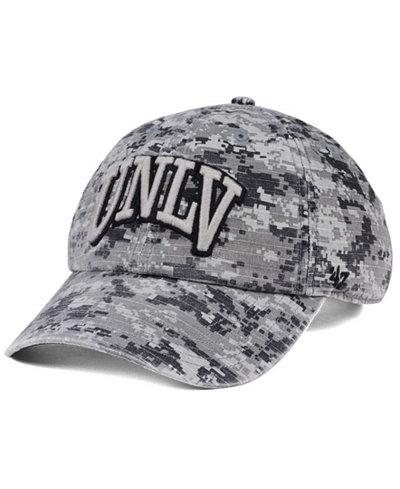 '47 Brand UNLV Runnin Rebels Operation Hat Trick Camo Nilan Cap