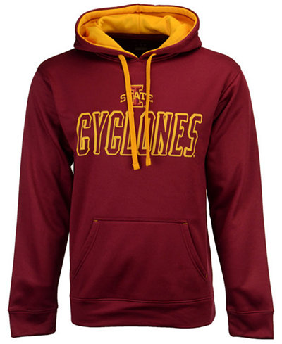 Champion Men's Iowa State Cyclones T-Formation Poly Hoodie