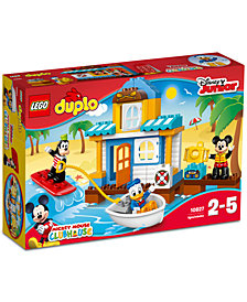LEGO® DUPLO® 48-Pc. Disney™ Mickey & Friends Beach House 10827