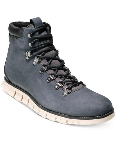 Cole Haan Men's Zero Grand Hiker Water Resistant II Boots