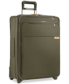 "Briggs & Riley Baseline 25"" Medium Expandable Wheeled Suitcase"