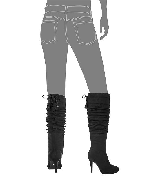 b30c7aae387 Thalia Sodi Brisa Wide-Width Wide-Calf Dress Boots