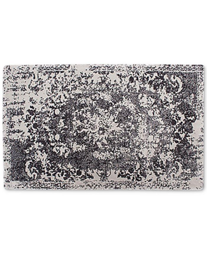 """Sunham - Balad Cotton 21"""" x 34"""" Bath Rug"""
