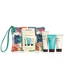 Receive a FREE 4pc Gift of Nature with any $65 purchase