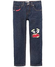 Epic Threads Monster Denim Jeans, Little Boys, Created for Macy's