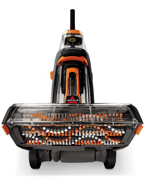 Rug Doctor Deep Carpet Cleaner Vs Bissell Proheat 2x Revolution: Bissell 1548 ProHeat 2X® Revolution™ Upright Cleaner