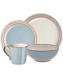 Dinnerware Heritage Terrace 4 Piece Place Setting
