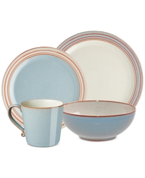 Denby Dinnerware Heritage Terrace 4 Piece Place Setting
