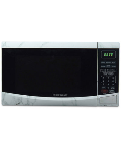 Farberware Clic 900 Watt Microwave Oven
