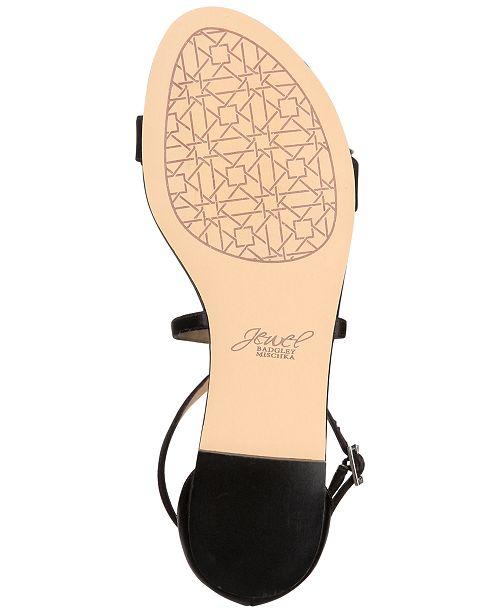 086af722b Jewel Badgley Mischka Tessy Sandals   Reviews - Sandals   Flip Flops ...