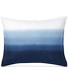 "Flora Blue 15"" x 20"" Decorative Pillow"