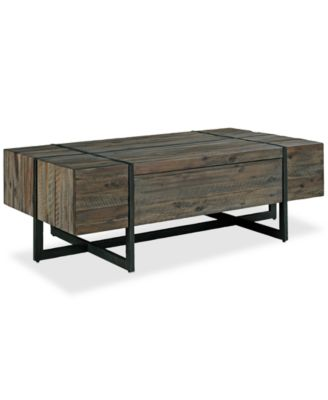 Chambers Storage Coffee Table