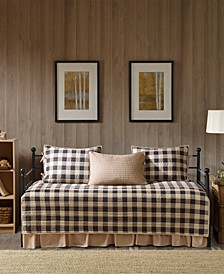Buffalo Check 5-Pc. Daybed Bedding Set