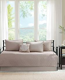 Quebec 6-Pc. Daybed Bedding Set