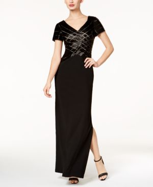 Adrianna Papell Beaded Gown 5399923