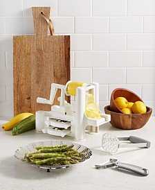 Martha Stewart Collection Vegetable Tools, Created for Macy's