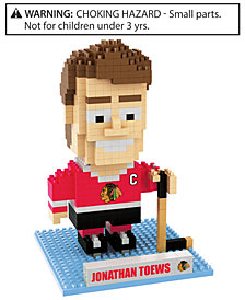 Forever Collectibles Jonathan Toews Chicago Blackhawks BRXLZ 3D Player Puzzle