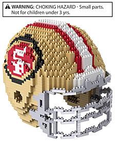 Forever Collectibles San Francisco 49ers BRXLZ 3D Helmet Puzzle