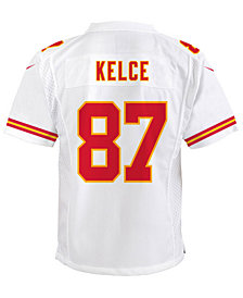 Nike Travis Kelce Kansas City Chiefs Game Jersey, Big Boys (8-20)