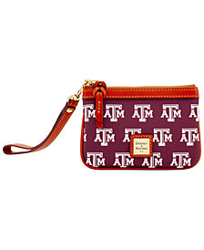 Dooney & Bourke Texas A&M Aggies Exclusive Wristlet