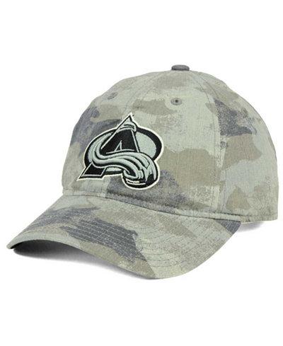 adidas Colorado Avalanche Camo Slouch Cap
