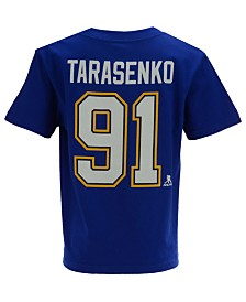 Outerstuff Vladimir Tarasenko St. Louis Blues Player T-Shirt, Toddler Boys