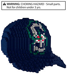 Forever Collectibles Seattle Mariners BRXLZ 3D Baseball Cap Puzzle