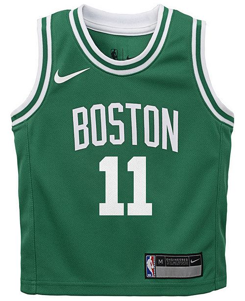2dbe9e3ec Nike Kyrie Irving Boston Celtics Icon Replica Jersey