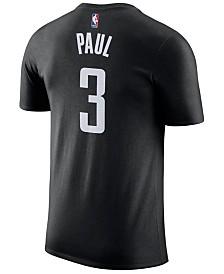 Nike Men's Chris Paul Houston Rockets Name & Number Player T-Shirt