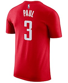 Men's Chris Paul Houston Rockets Name & Number Player T-Shirt