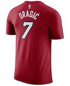 Nike Men's Goran Dragic Miami Heat Name & Number Player T-Shirt