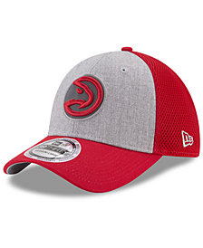 New Era Atlanta Hawks Total Reflective 39THIRTY Cap