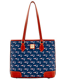 Dooney & Bourke New England Patriots Richmond Shopper