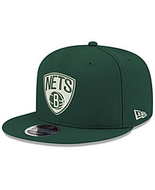 New Era Brooklyn Nets Fall Dubs 9FIFTY Snapback Cap
